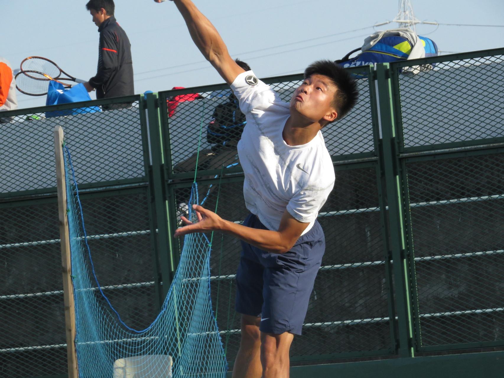 ウー・ディー選手(中国)