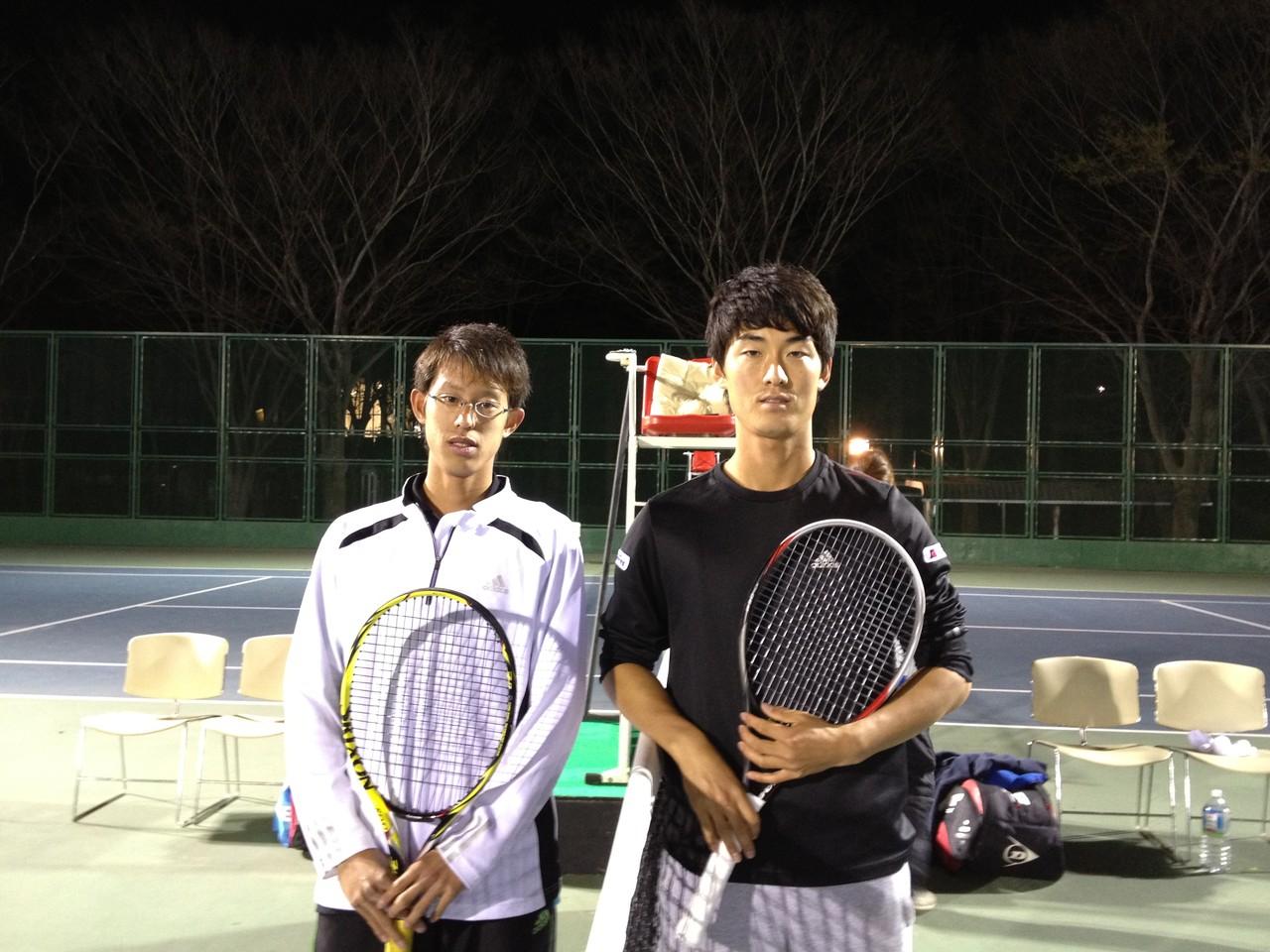 吉開健太 VS KIM, Cheong-Eui