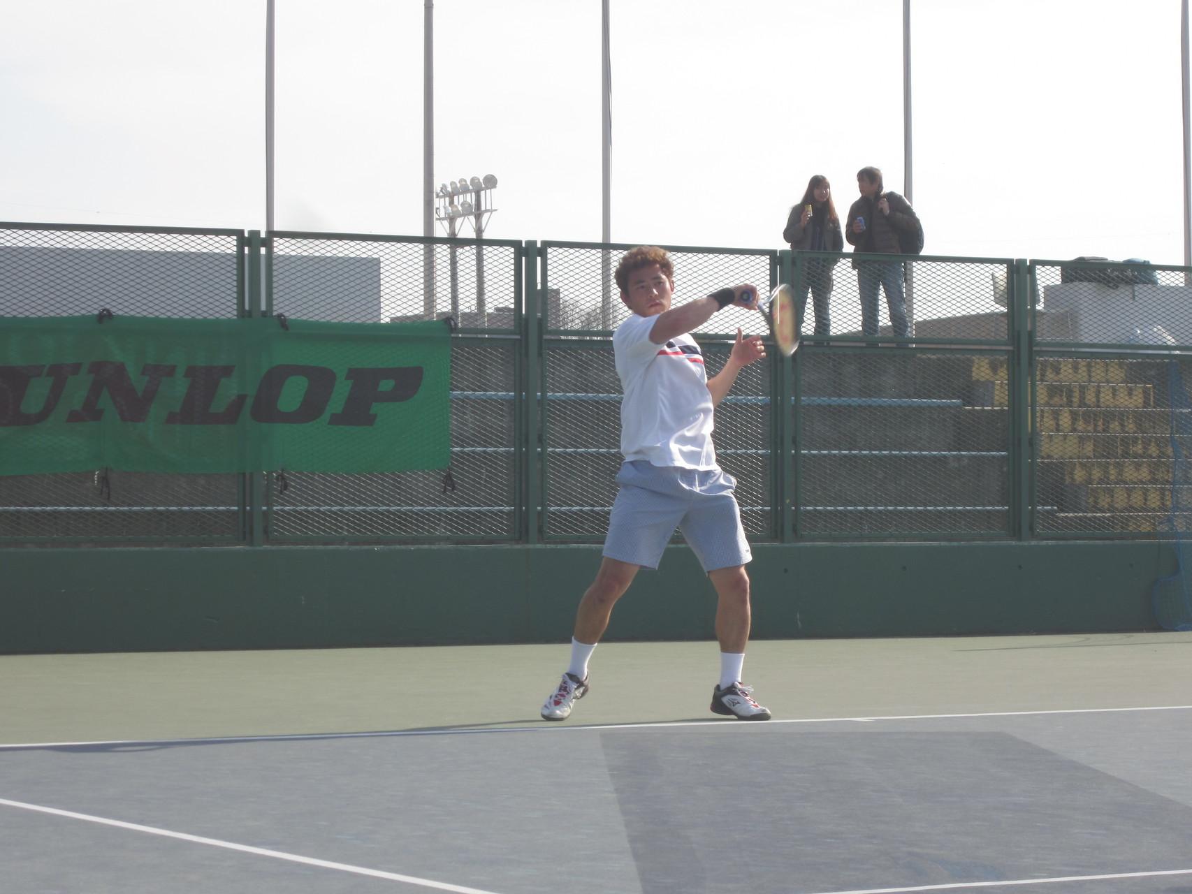 31.藤井信太選手(Fテニス)