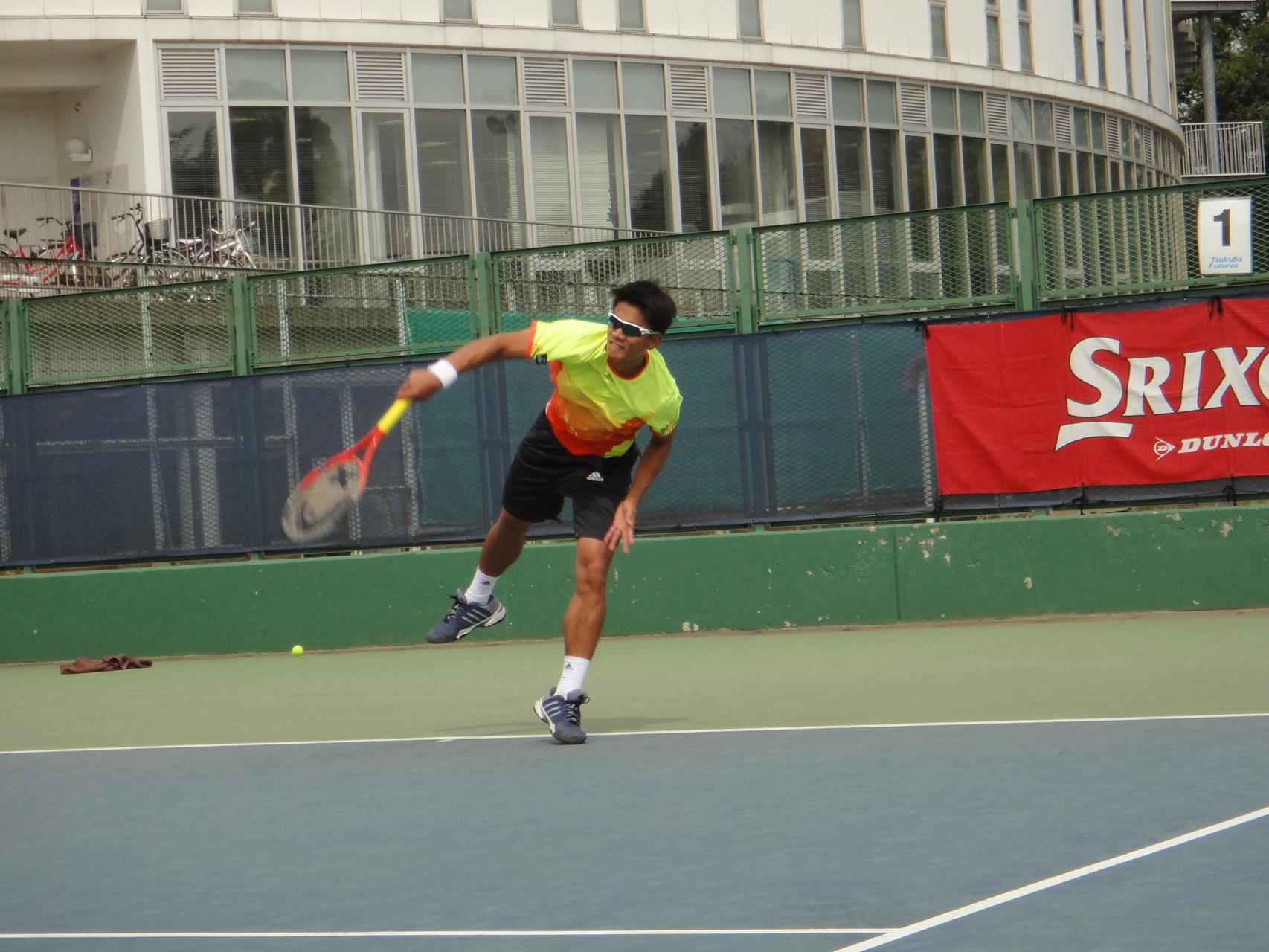 1.WACHIRAMANOWONG, Kittiphong選手(タイ)