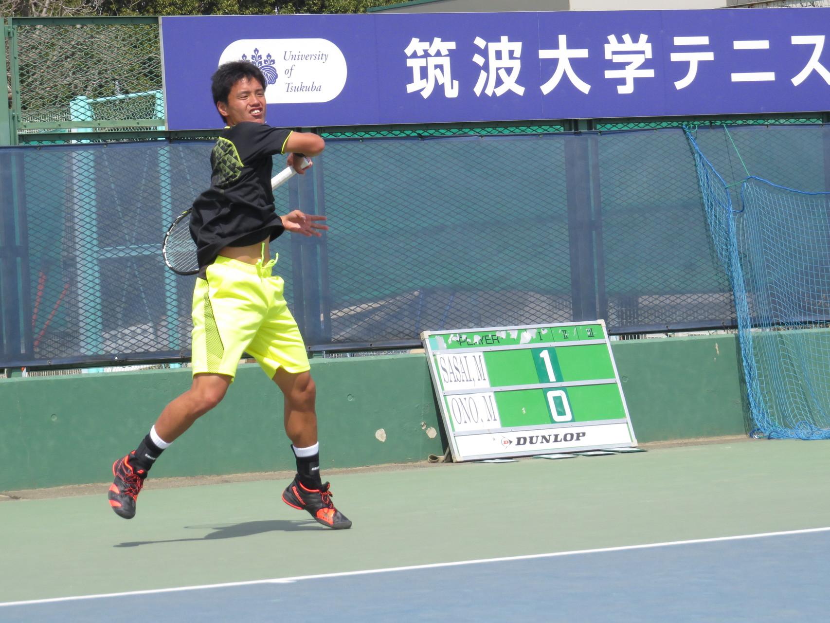 41.笹井正樹選手(フリー)