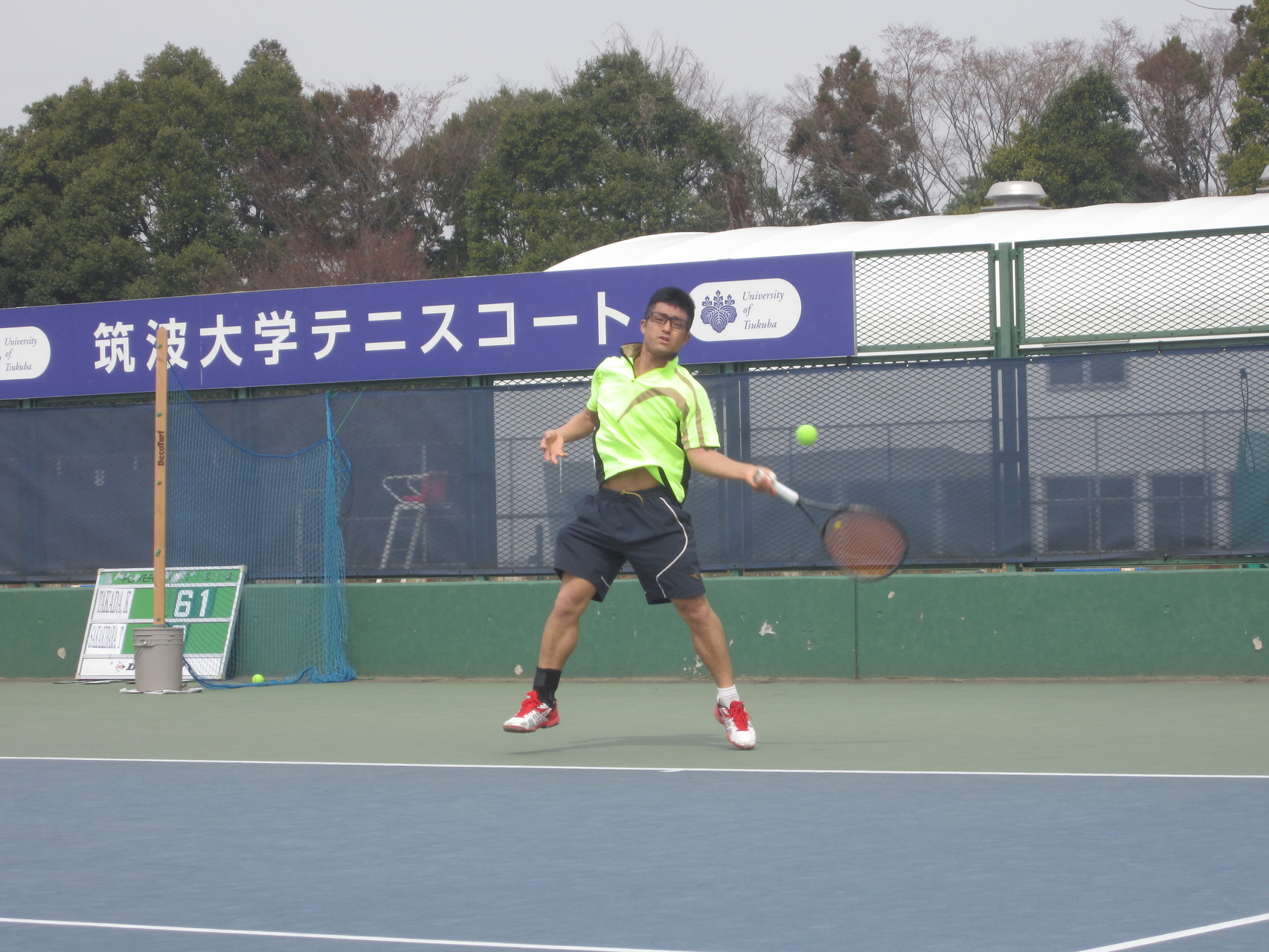 7.長沼和也選手(荏原湘南スポーツセンター)