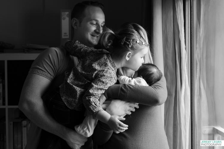 Shooting Photo Naissance et Famille - JeremyLegris-Photography - Photographe sur Grenoble