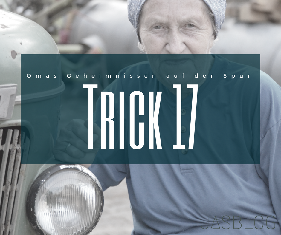 Trick 17 - JasBlog!