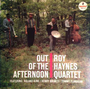 roy haines quartet-some other spring- irene kitching-mujer jazz
