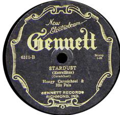 STAR DUST-clasicos del jazz-standards jazz