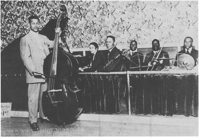 New Orleans Creole Jazz Band 1917-classic jazz