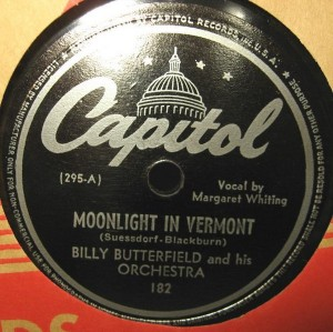 moonlight in vermont-clasicos del jazz-standards jazz