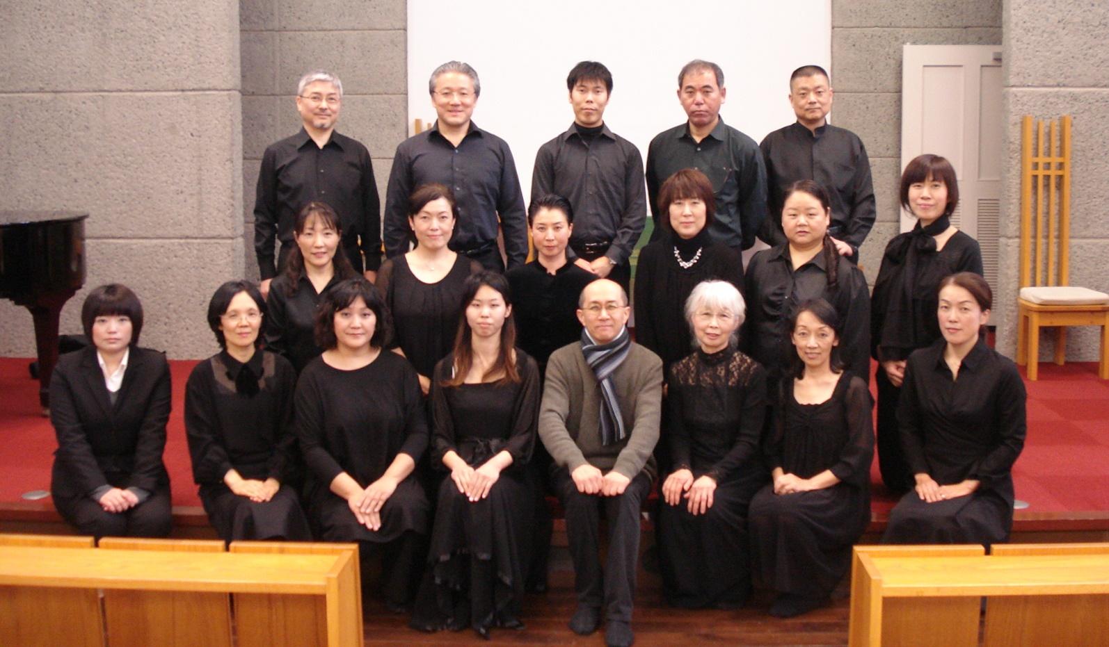 第3回 2014.2.8-9 健軍ルーテル教会