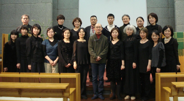 第1回 2012.2.11 健軍ルーテル教会