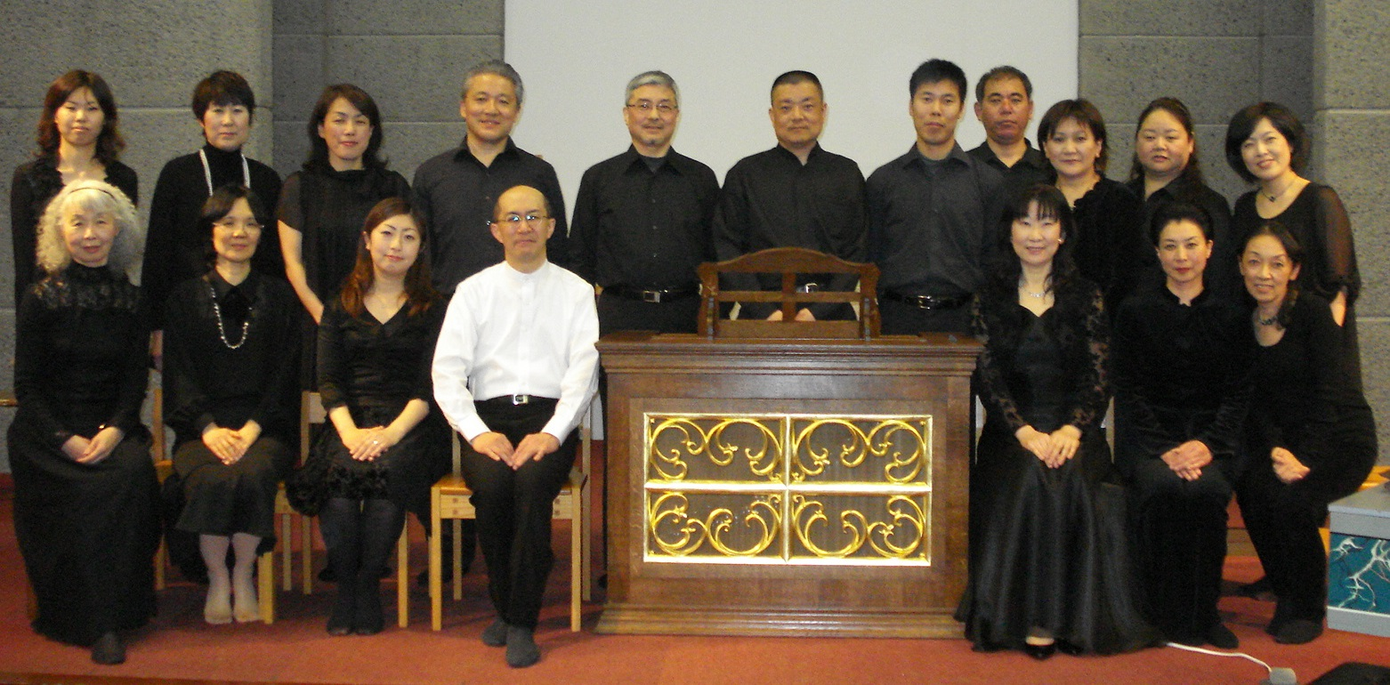 第2回 2013.2.11 健軍ルーテル教会