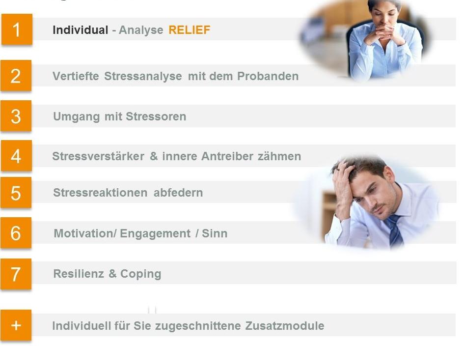 Mehr Infos zum richtigen Umgang mit STRESS
