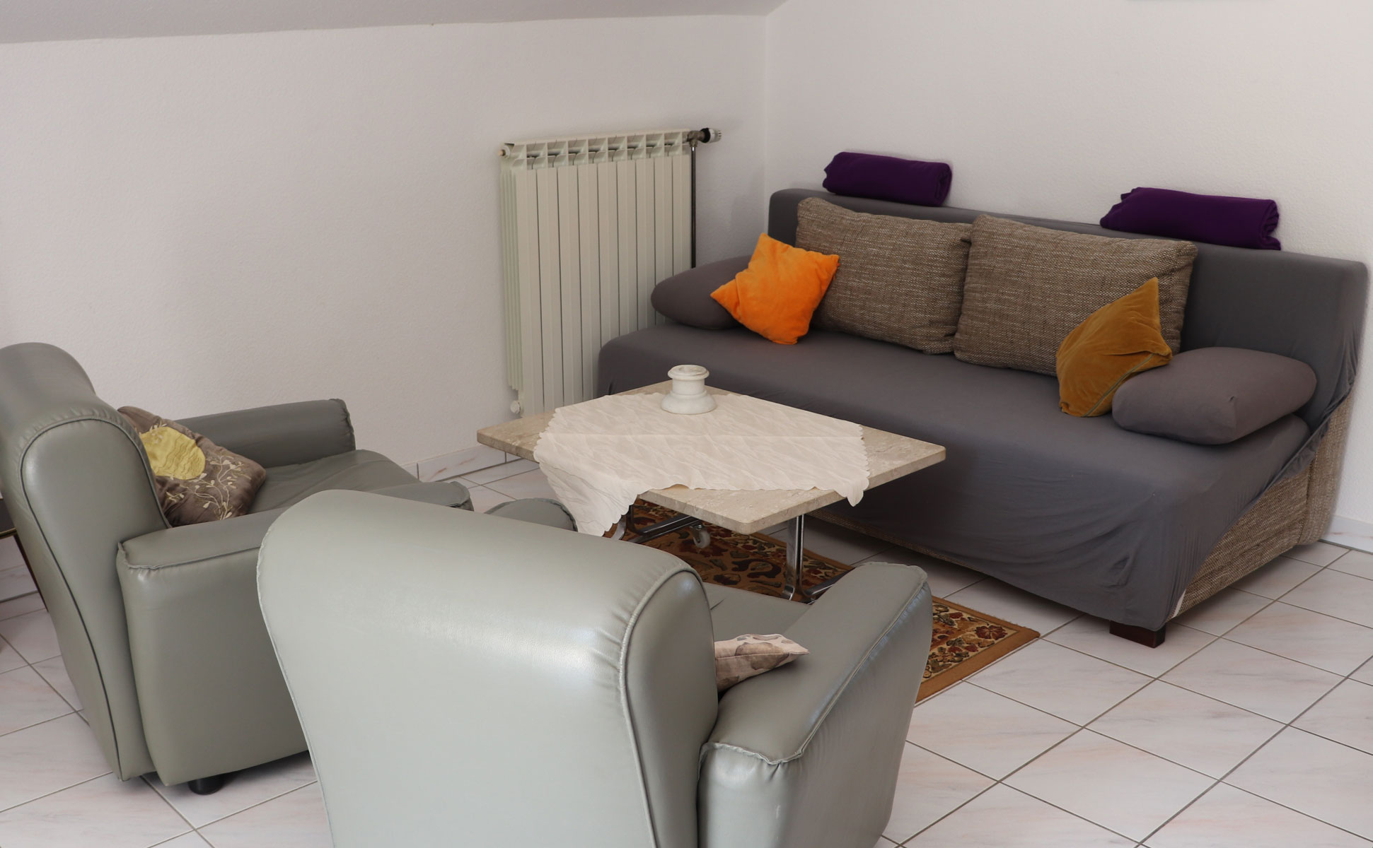Wohnzimmer © Ferienwohnung Spilinga | Tropea | Kalabrien - Casa Belle Vacanze