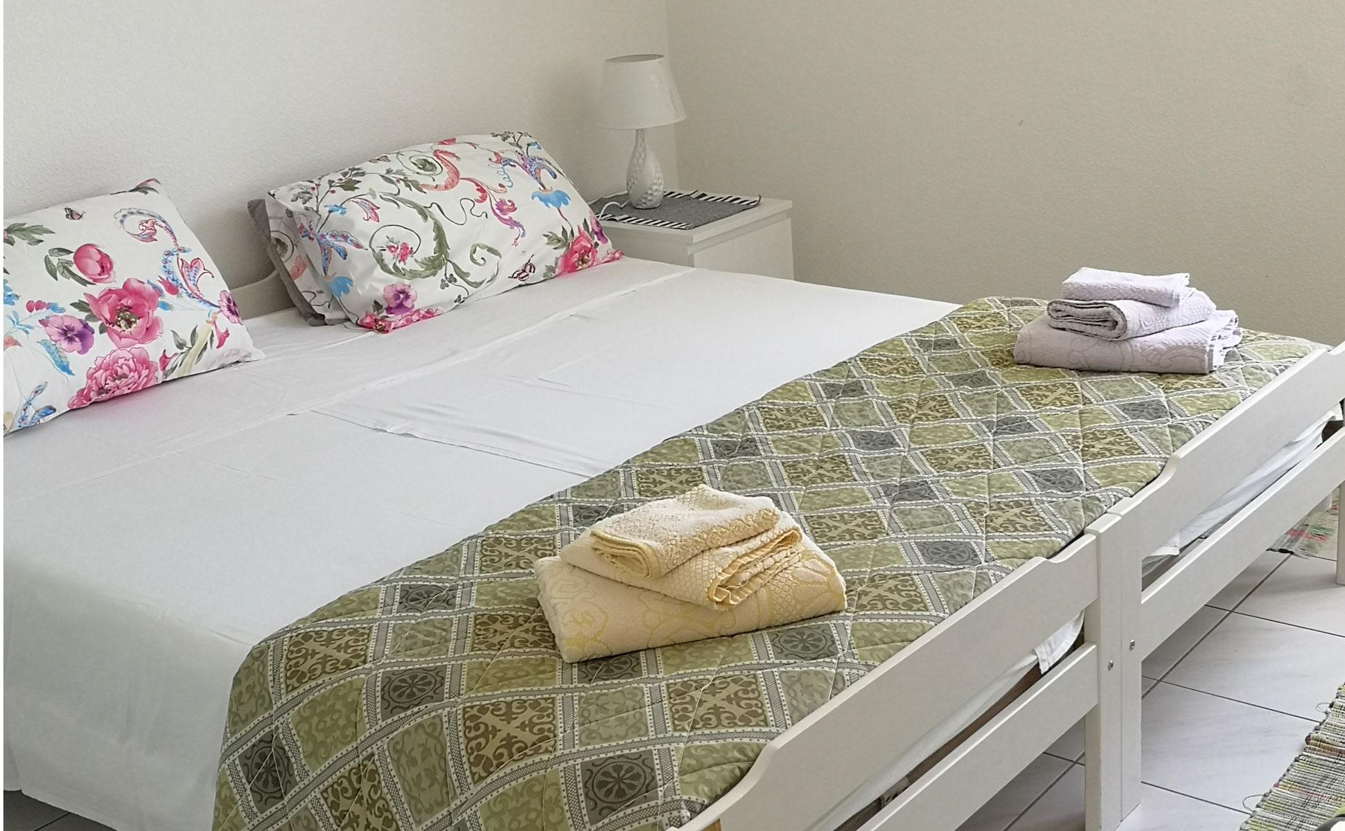 Schlafzimmer 2 mit Doppelbett © Ferienwohnung Spilinga | Tropea | Kalabrien - Casa Belle Vacanze