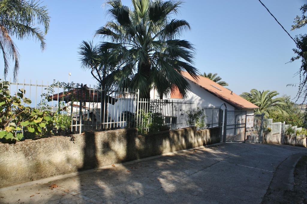 Localita Perara Hausansicht © Ferienwohnung Spilinga | Tropea | Kalabrien - Casa Belle Vacanze