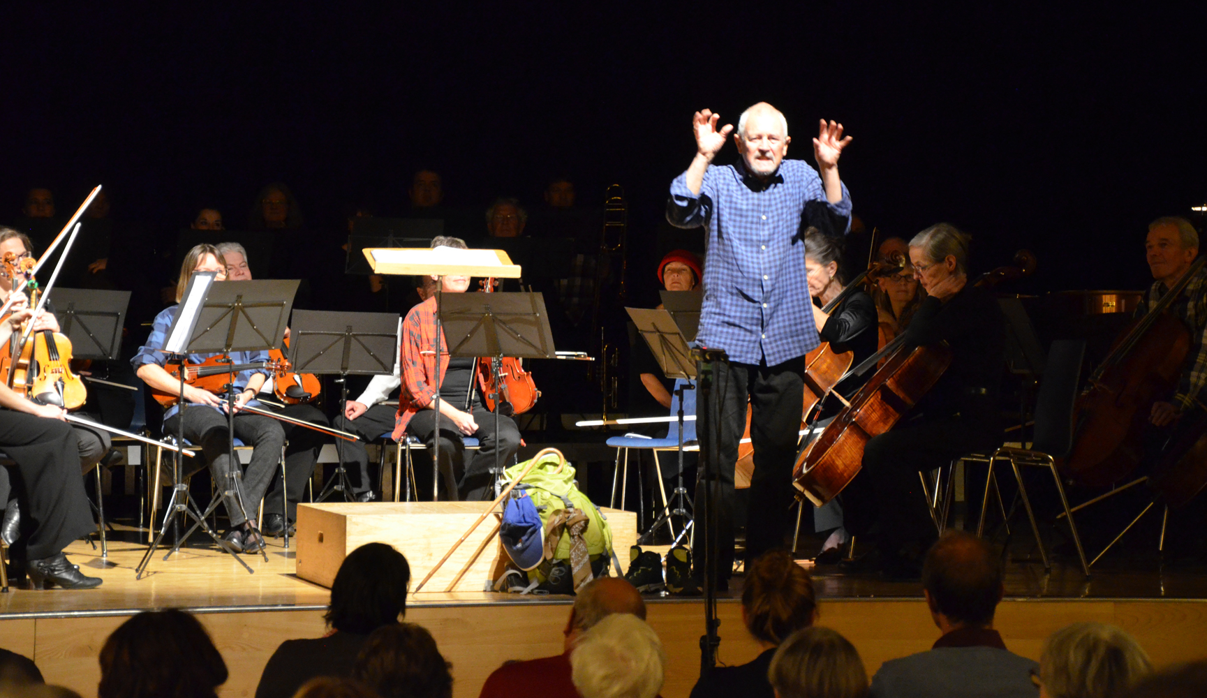 Beat Schüttel, Komponist von Eiger, Mönch und Jungfrau