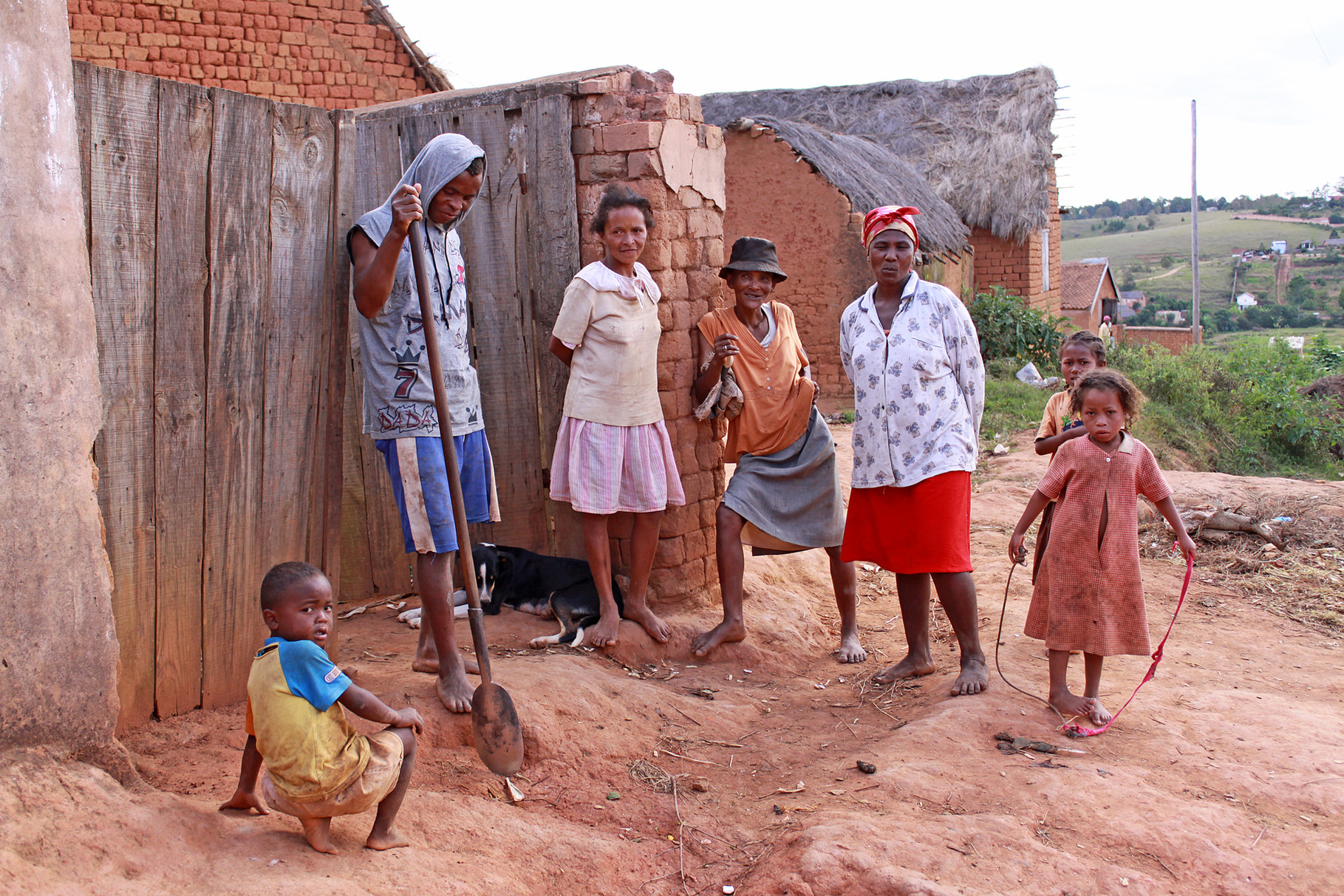 village d'Ambohitsoa