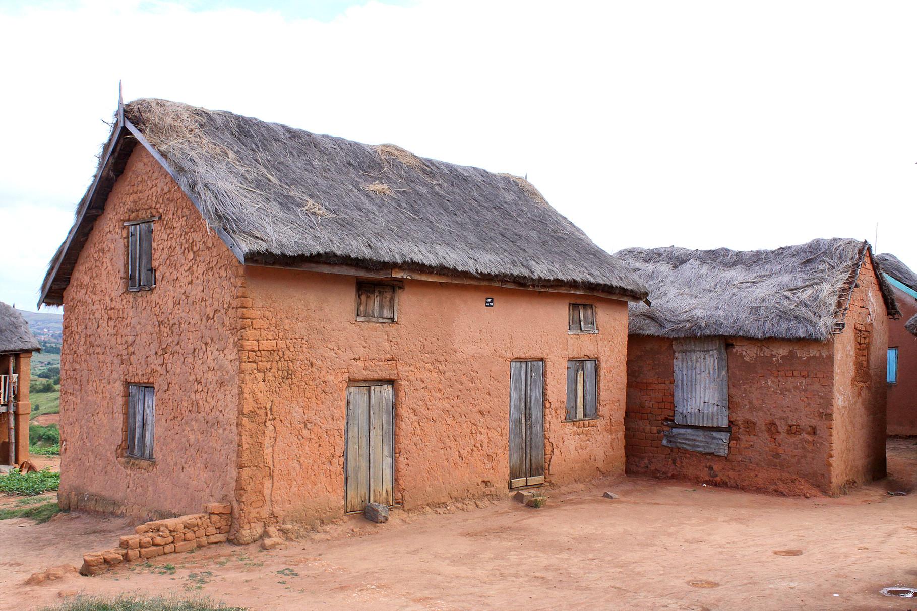 les habitations traditionnelles