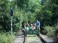 vélo rail à Corgnac