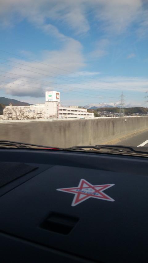 比叡山坂本付近からの眺望^^