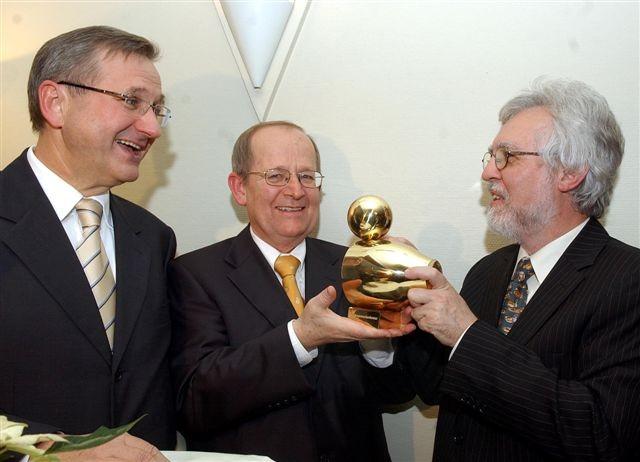 Reinhold Kopp, Otto-Werner Schade, Dr. Michael Kuderna