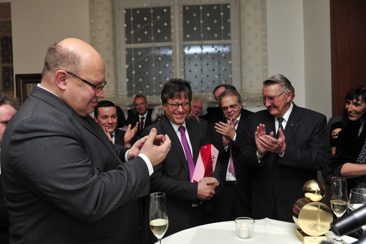Dank an Volker Roth für jahrelange Mitarbeit im LPK-Vorstand