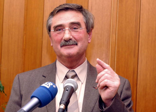 Preisträger Rolf Linsler
