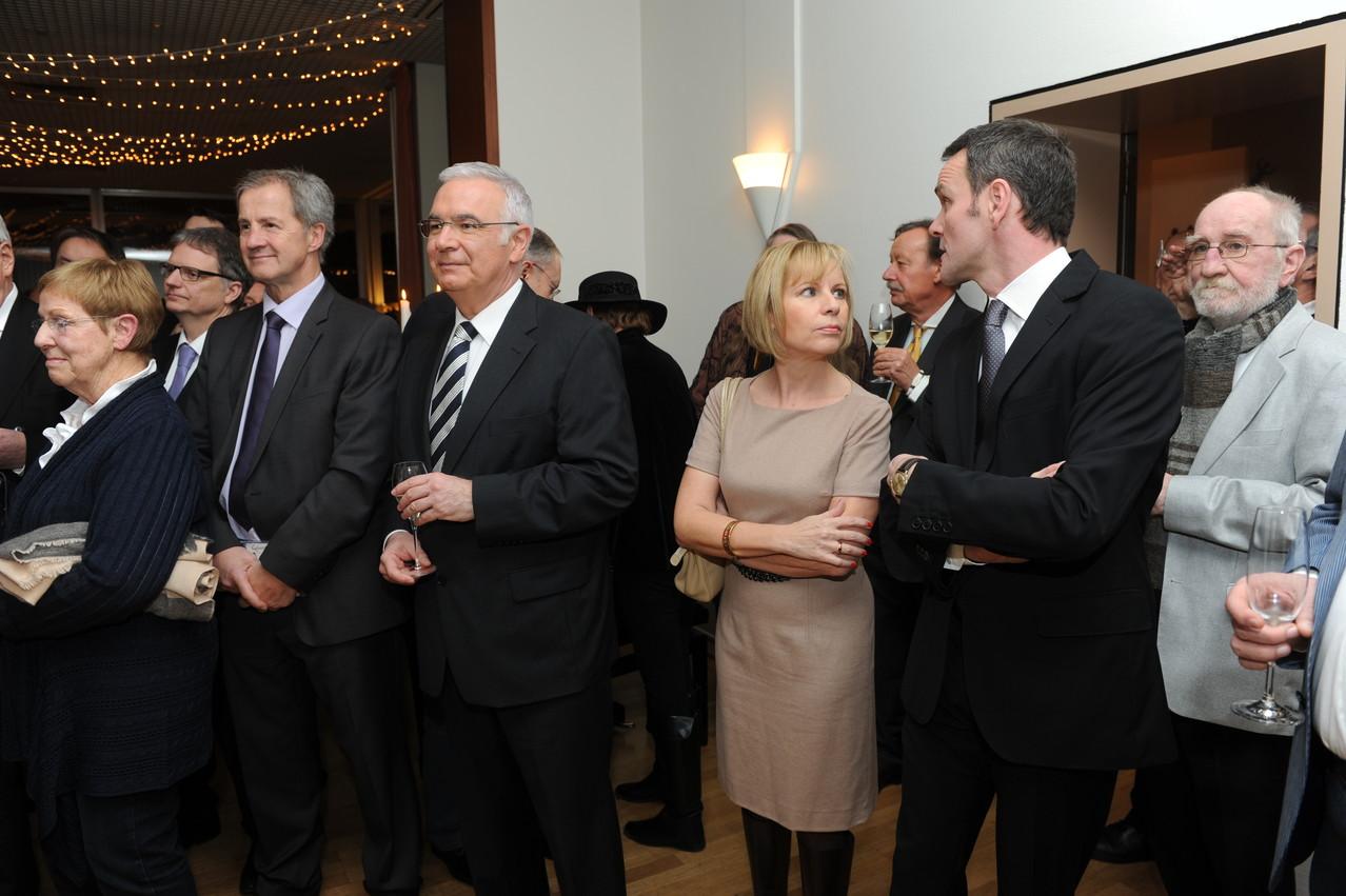Mechthild Töpfer, Dr. Burckhard Jellonek, Jo Leinen, Norbert Klein, Susanne Dahlem, Udo Riedesel, Klaus Pliet, Hans-Georg Klein