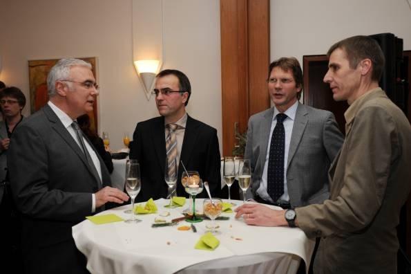 Norbert Klein, Ulrich Brenner, Lutz Semmelrogge, Wulf Wein