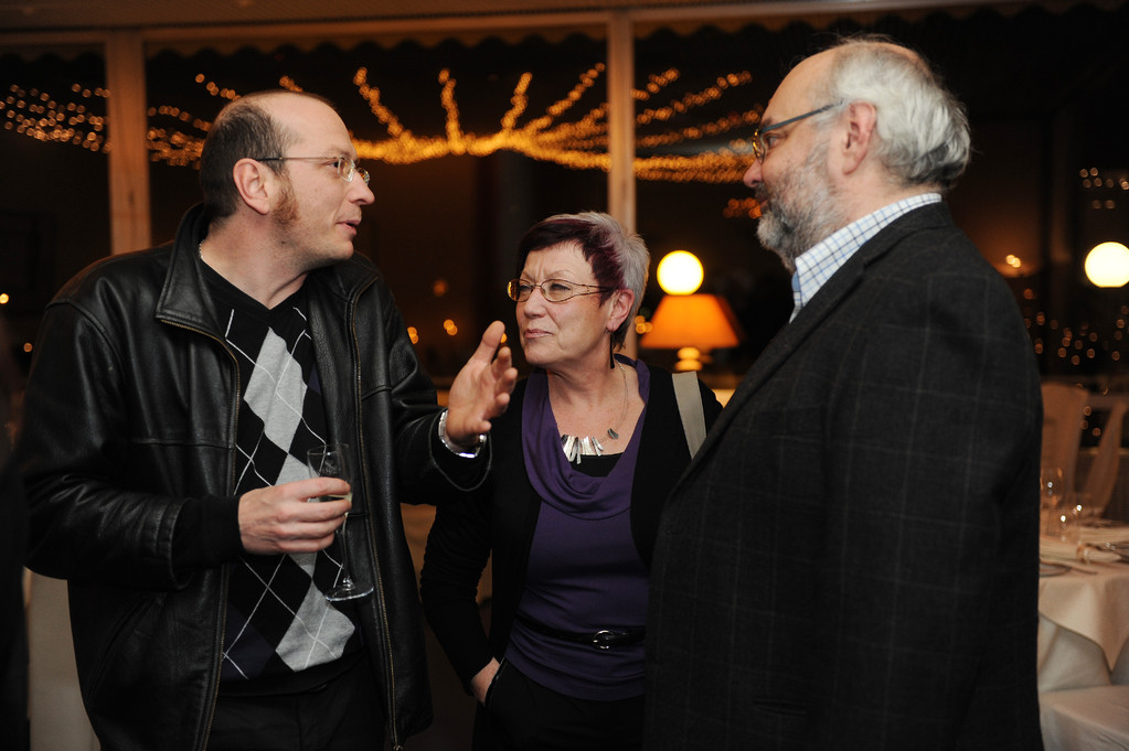 Chris Mathieu, Dominique-Marie van de Kerckhove, Jean-Claude Wolff