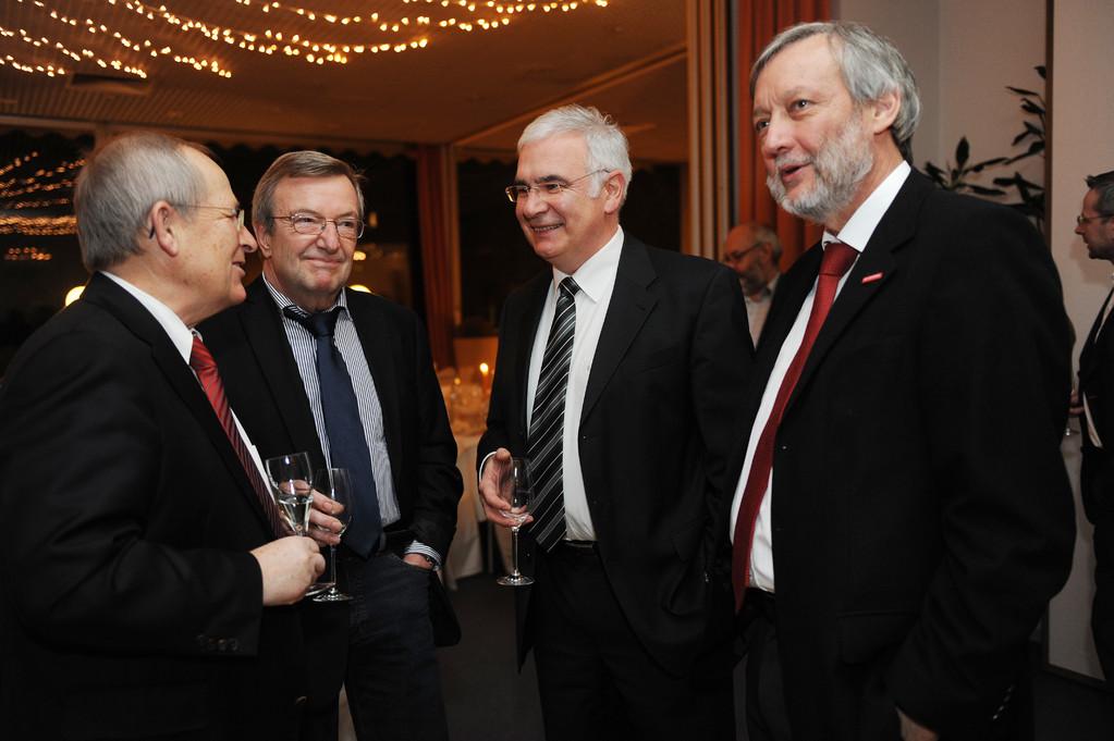 Otto-Werner Schade, Daniel Mollard, Norbert Klein, Georg Brenner