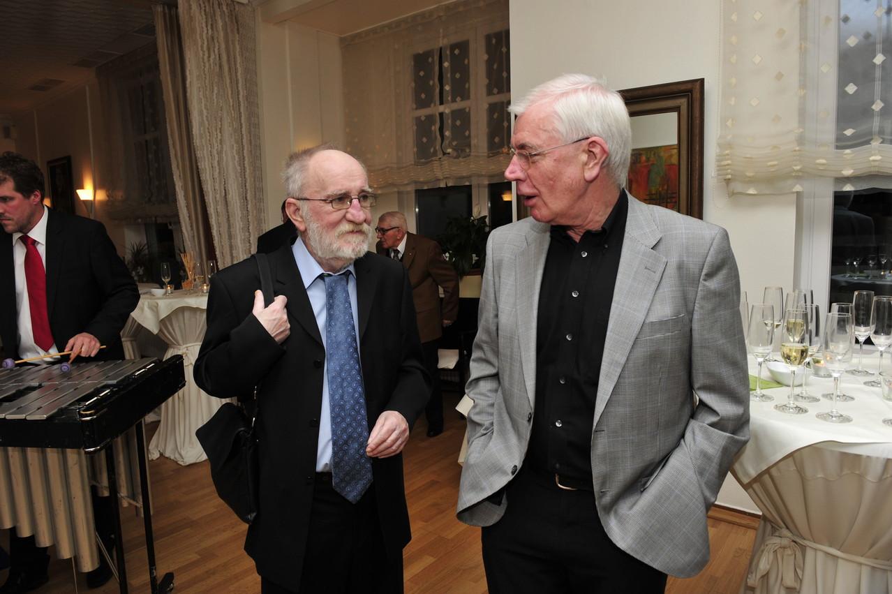 Hans-Georg Klein, Udo Lorenz