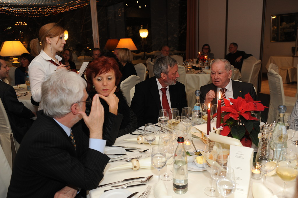 Michael Kuderna, Charlotte Britz, Georg Brenner, Albrecht Herold