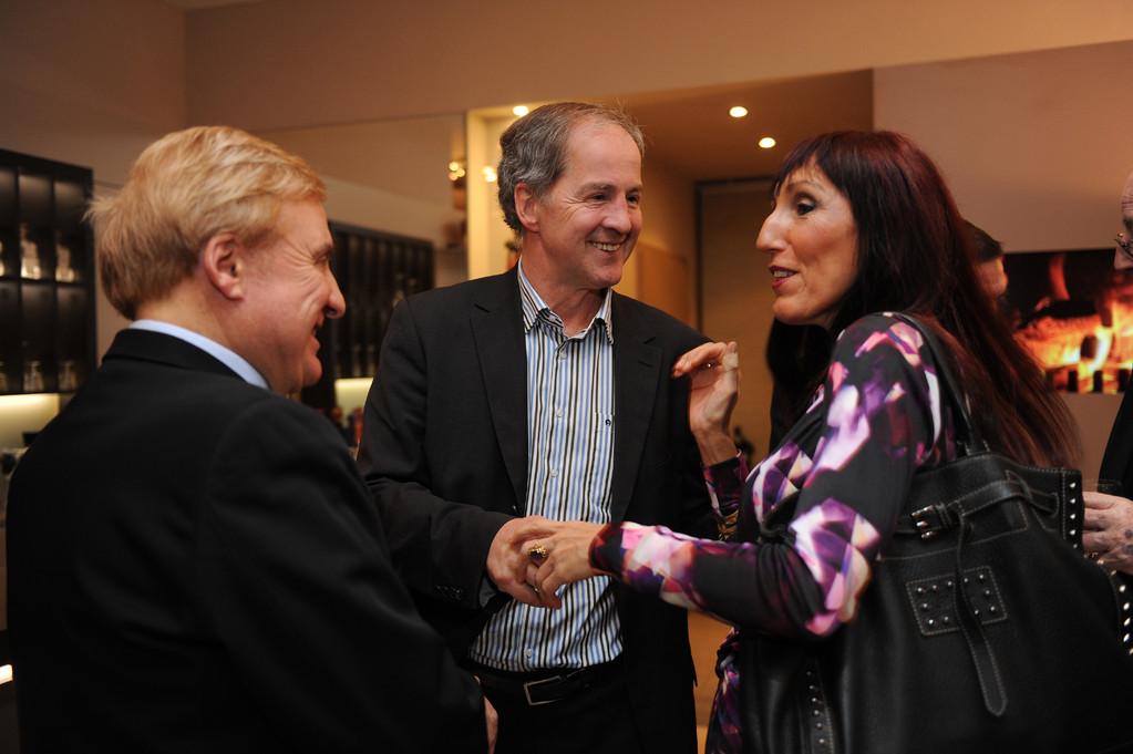 Olivier Kirsch, Jo Leinen, Cathrin Elss-Seringhaus