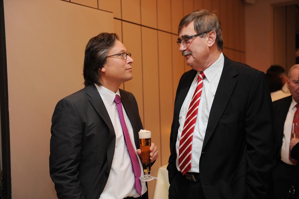Volker Roth und Rolf Linsler
