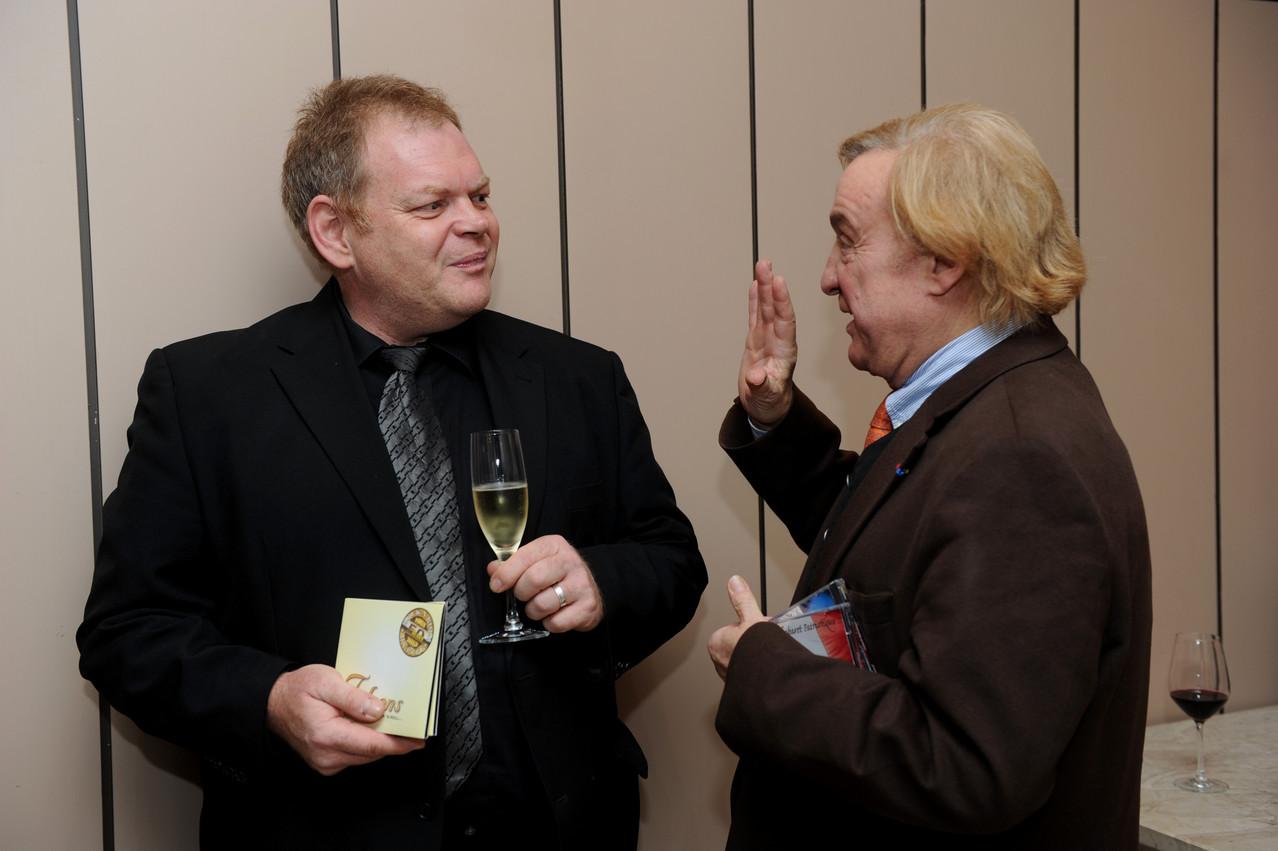 Billy Trebing, Olivier Kirsch
