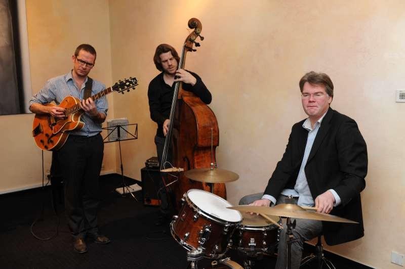 Oliver-Strauch-Trio