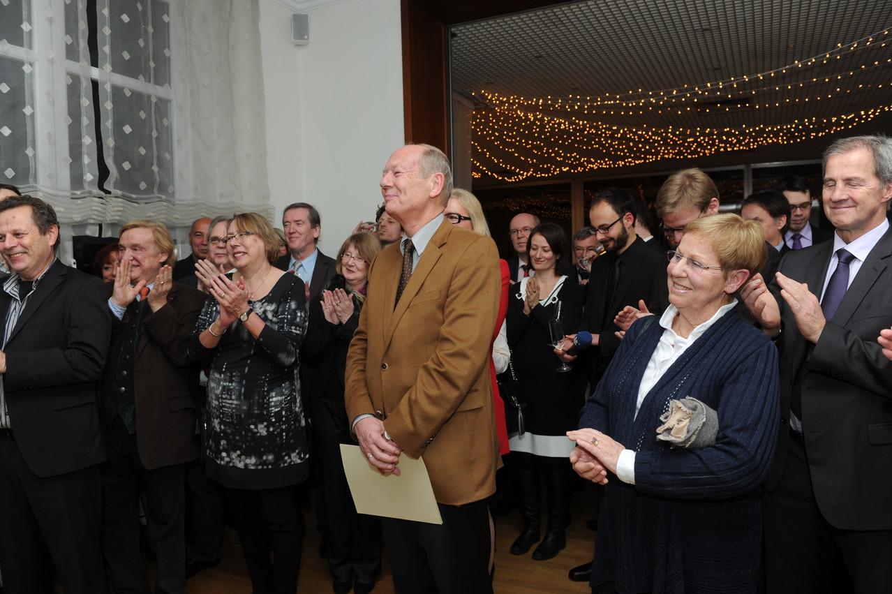 Jörg Fischer, Olivier Kirsch, Gabi Hartmann, Clemens Lindemann, Ulrike Klös, Manfred Plaetrich, Roman Bonnaire, Diana Kühner, Marc Hoffmann, Mechthild Töpfer, Jo Leinen