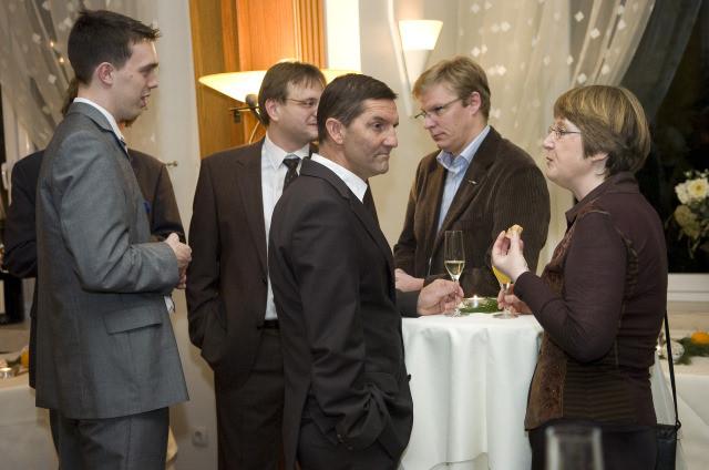 Daniel Kirch, Christian Otterbach, Jörg Gehlen, Jörg Hektor, Ulrike Klös