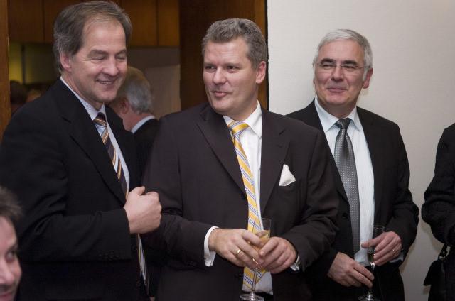 Jo Leinen, Peter Stefan Herbst, Norbert Klein