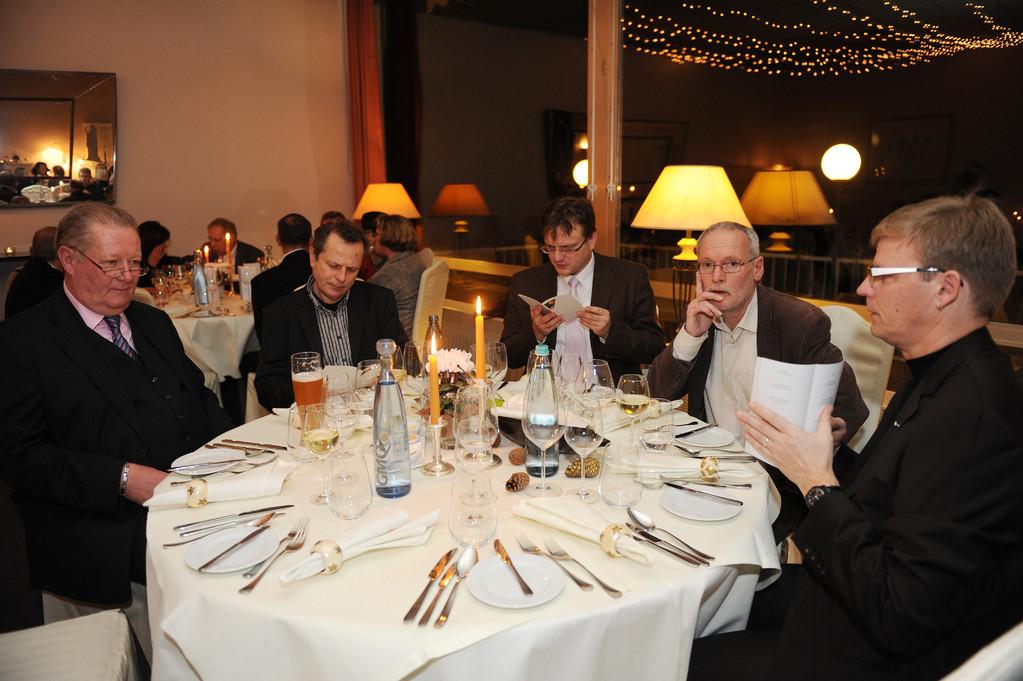 Lothar Warscheid, Jörg Fischer, Christian Otterbach, Oliver Hilt, Jörg Hektor