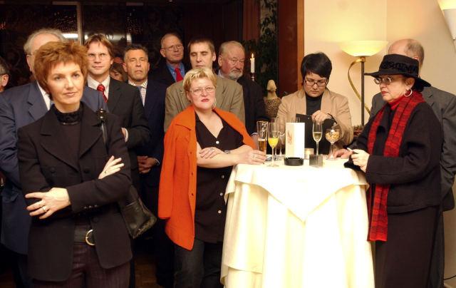 Brigitte Henkes, Lutz Semmelrogge, Dr. Richard Weber, Harald Meimeth, Ulli Wagner, Wulf Wein, Dr. Heinz Mudrich, Sonja Schäfer, Silvia Hudalla