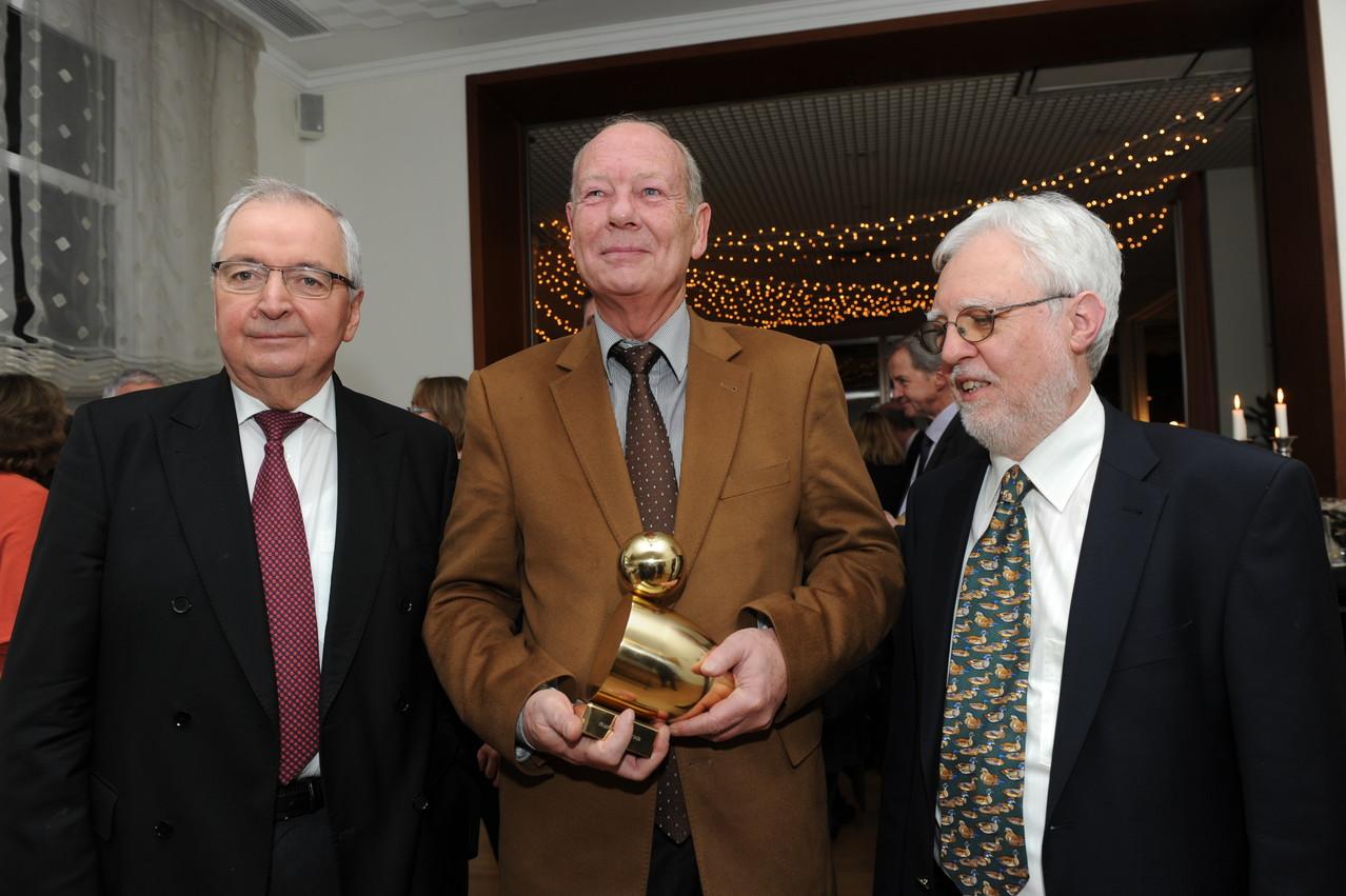 Prof. Klaus Töpfer, Manfred Plaetrich, Dr. Michael Kuderna