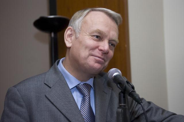 Laudator Jean-Marc Ayrault