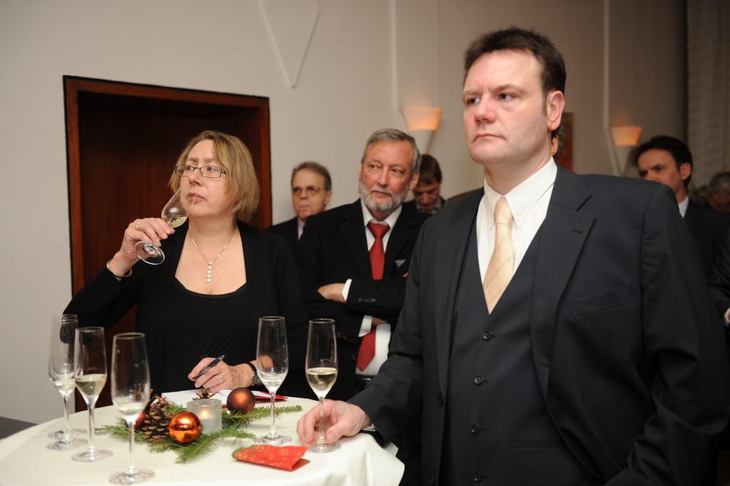 Gabi Hartmann, Georg Brenner, J. Dieter Maier