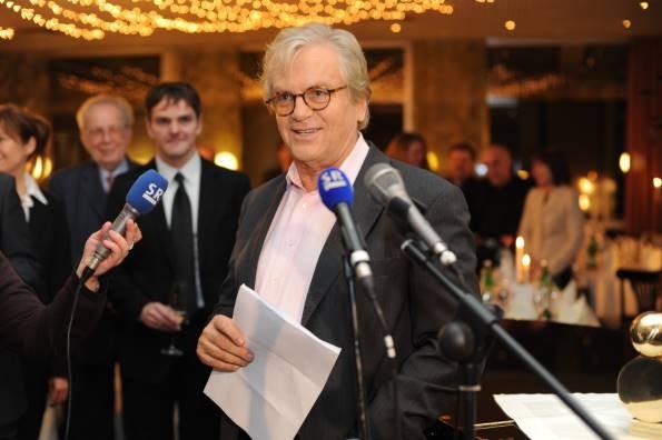 Laudatio: Prof. Justus Frantz