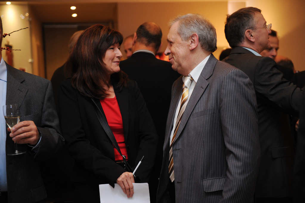 Margit Strzalko und Franz Jansen