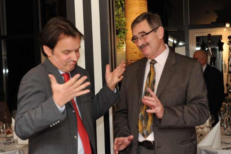 Michael Thieser, Rolf Linsler