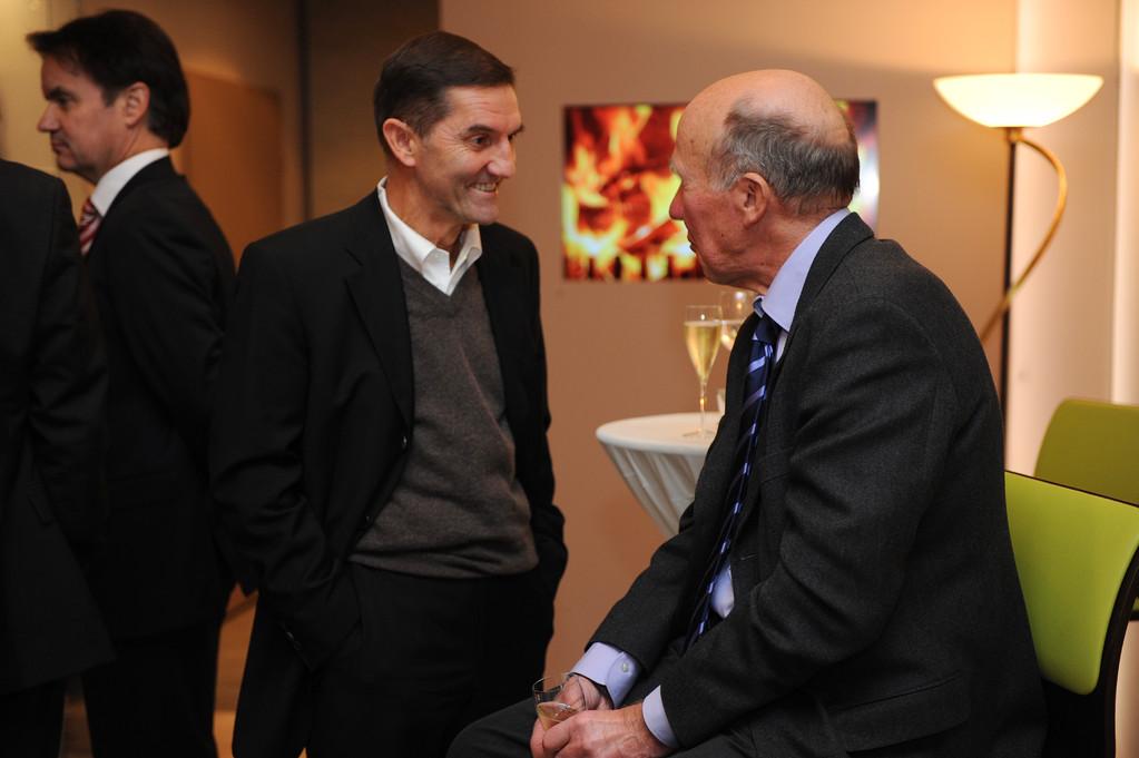 Michael Thieser, Jörg Gehlen, Prof. Axel Buchholz