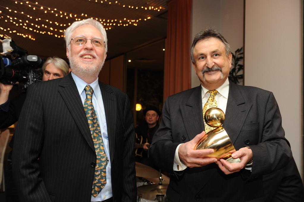 Michael Kuderna und Roland Lorenz